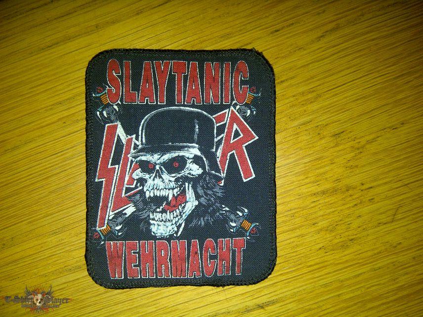 Slayer - Slaytanic Wehrmacht print