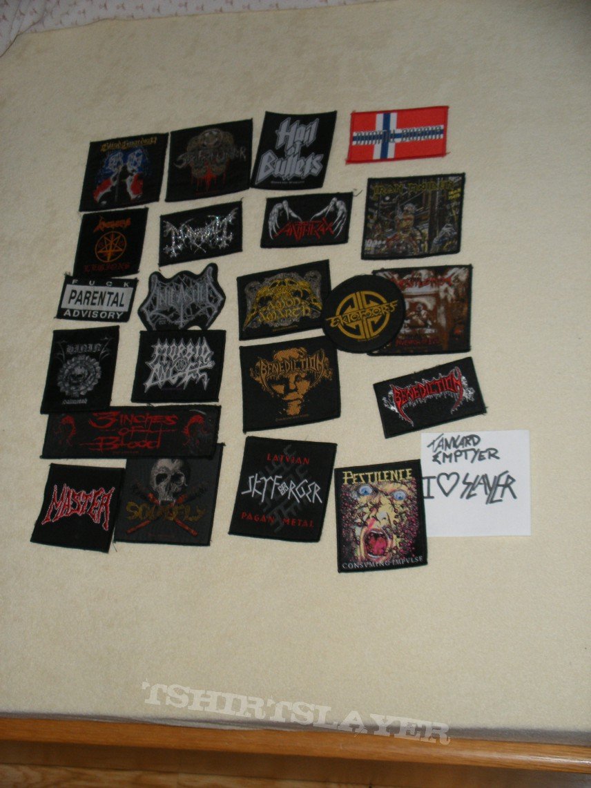 Patches For Trade November 2013