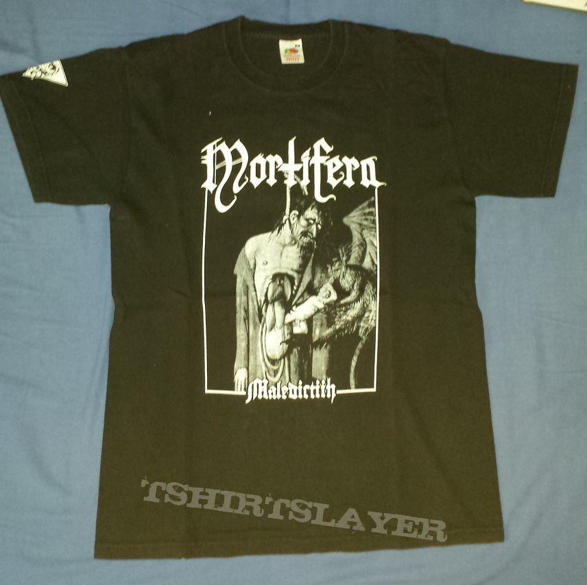 Mortifera official t-shirt