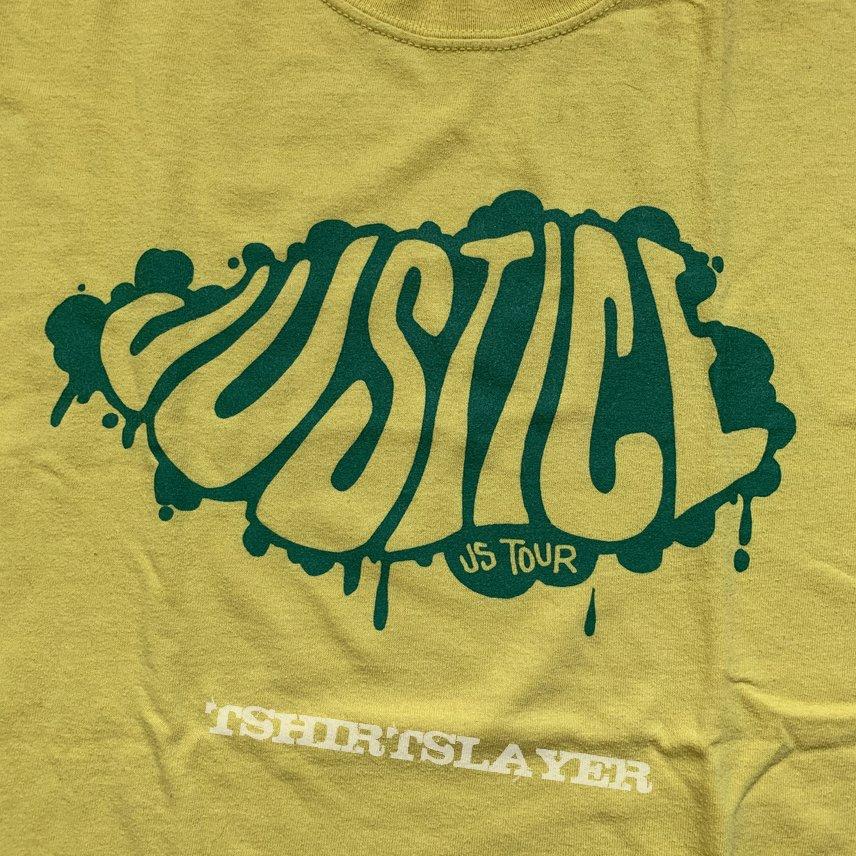 Justice - US Tour 2005 shirt