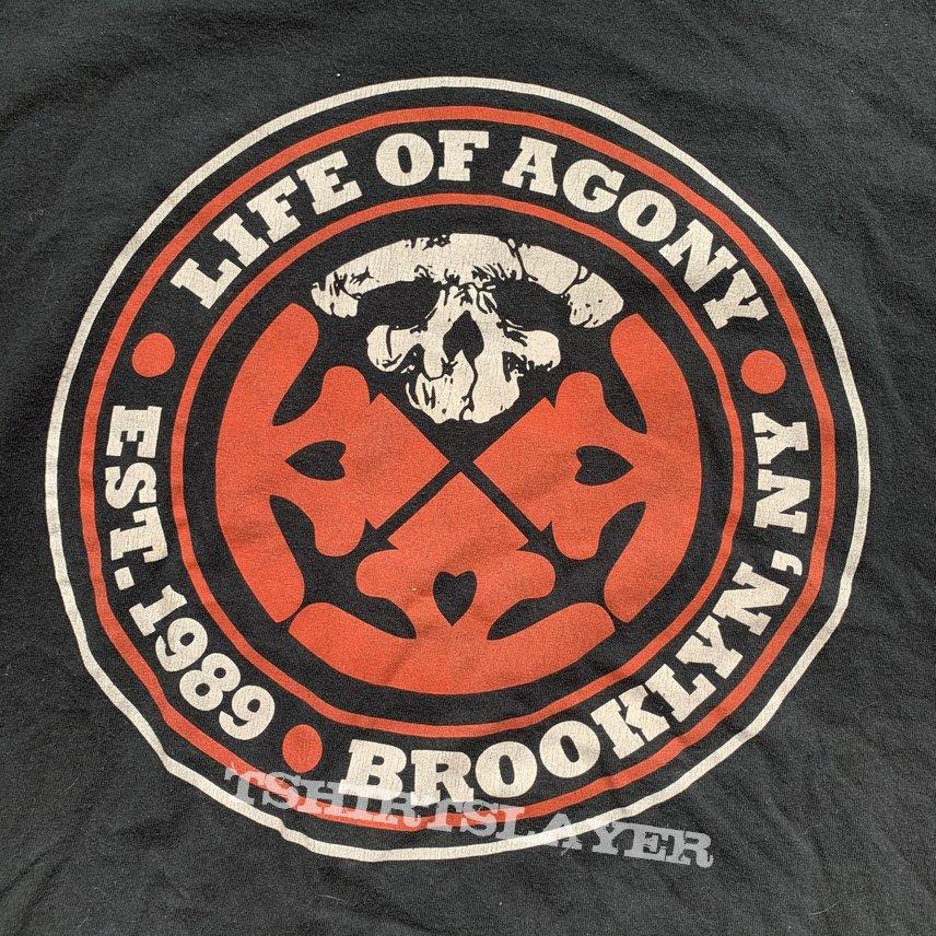 Life Of Agony - logo shirt