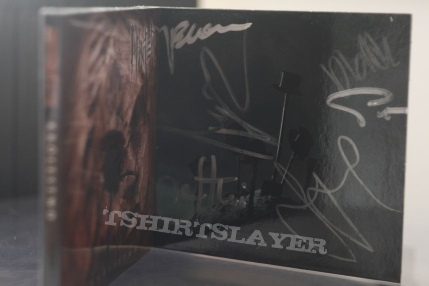 Hunter - Królestwo CD with Signatures