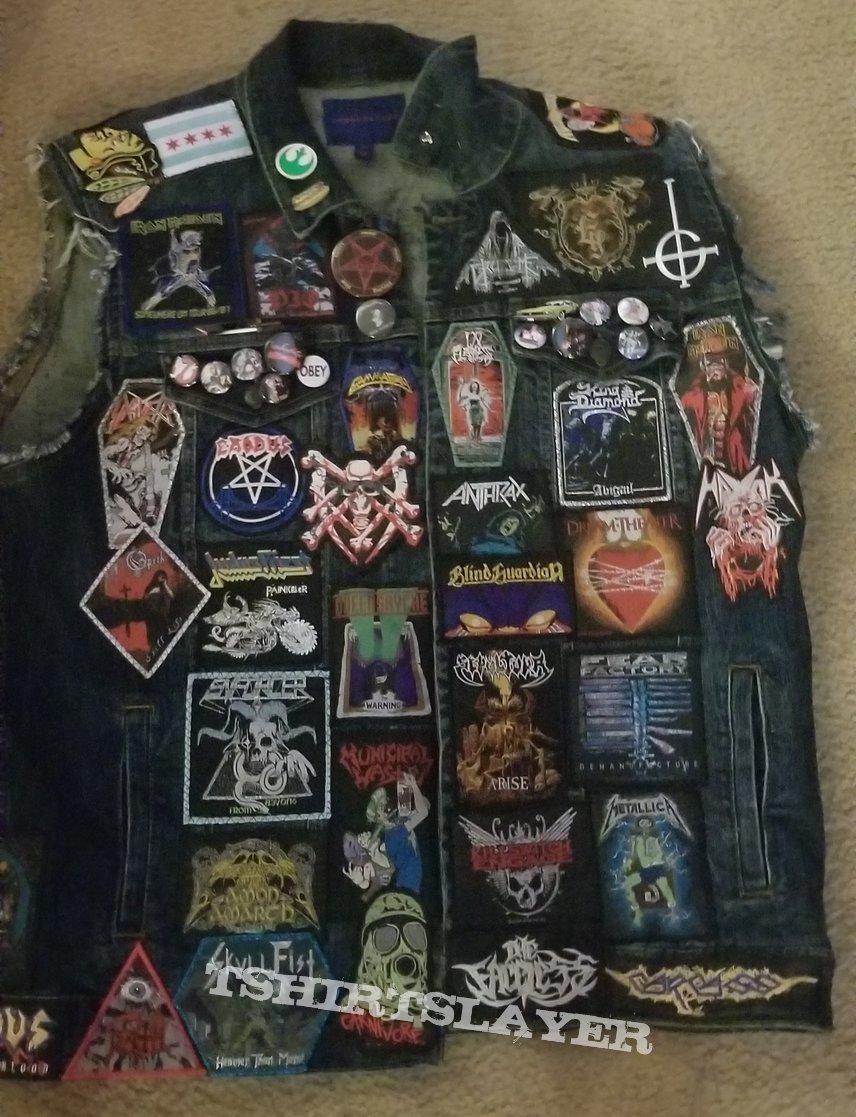 Vest 4 (def leppard cvlt) Canada metal rules prog metal is also ok