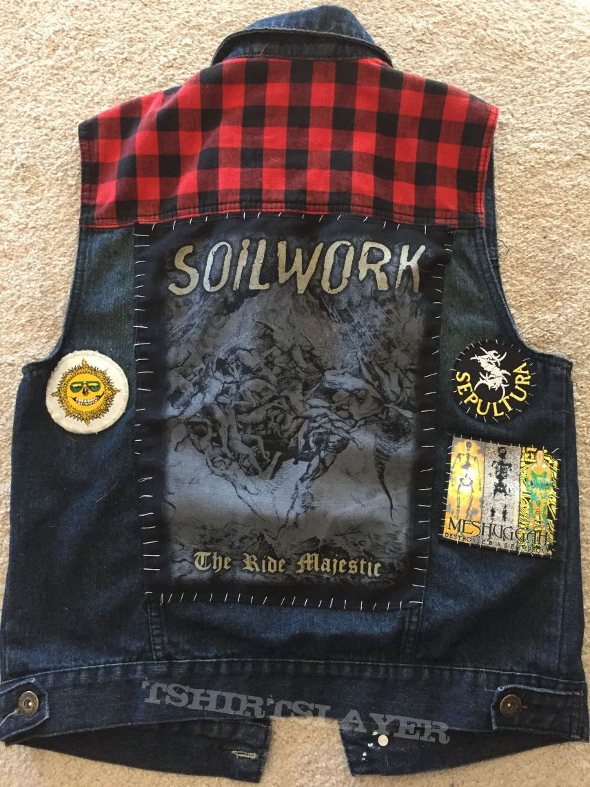 Old Patches, New Vest