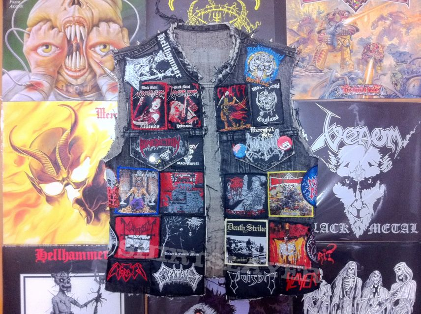 Battle jacket(this time im really done this time)