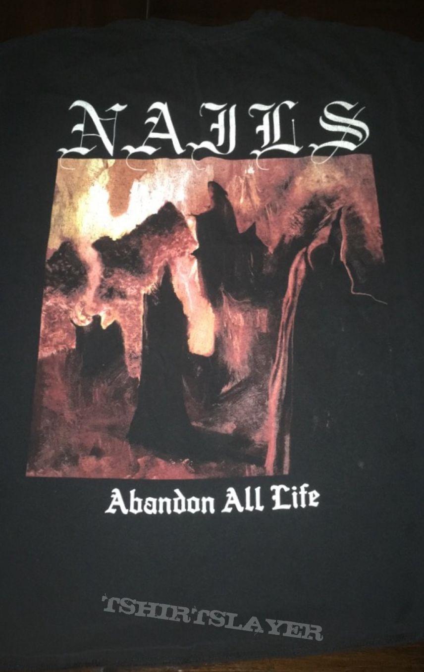 Nails Abandon All Life