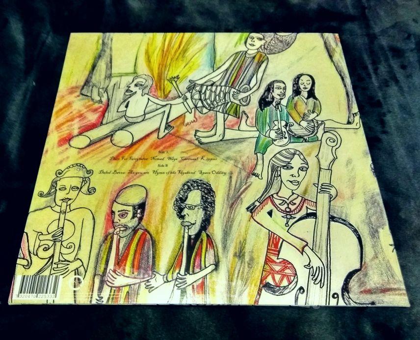 Subterranean Masquerade - Vagabond LP