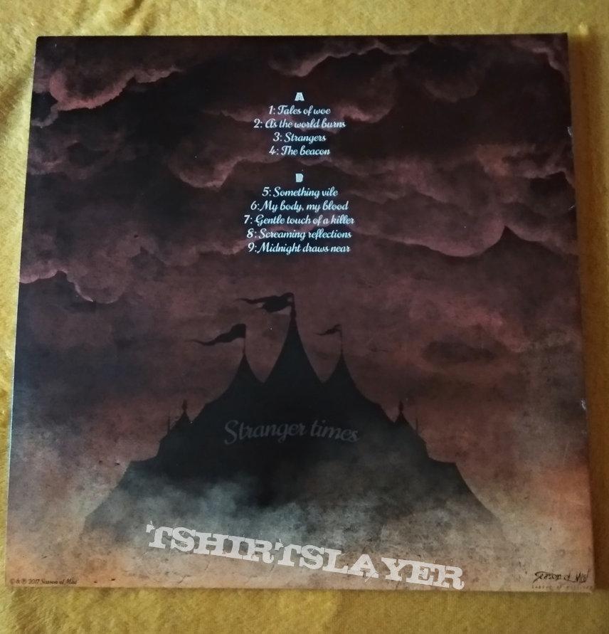 Vulture Industries - Stranger Times vinyl