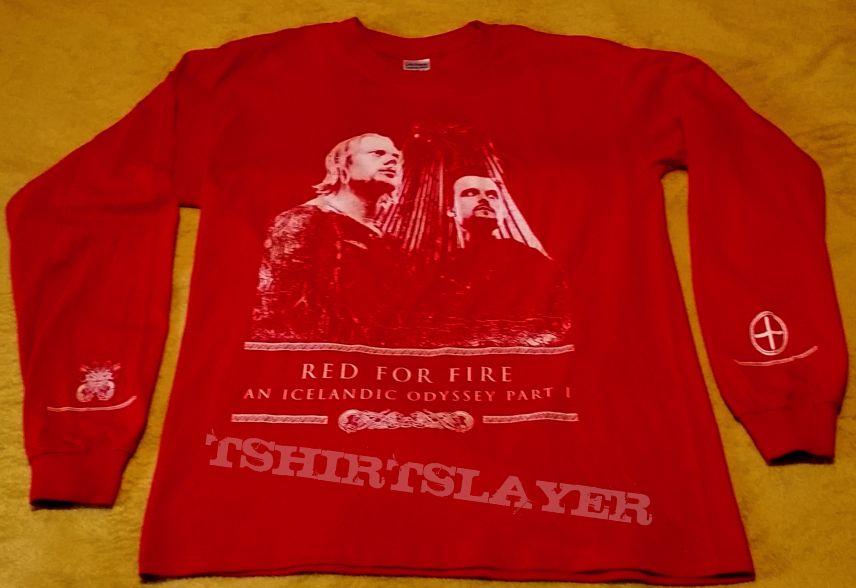 Solefald - Red for Fire longsleeve