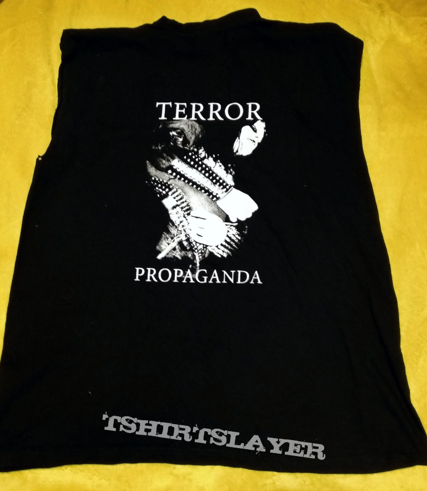 Craft - Terror propaganda sleeveless shirt