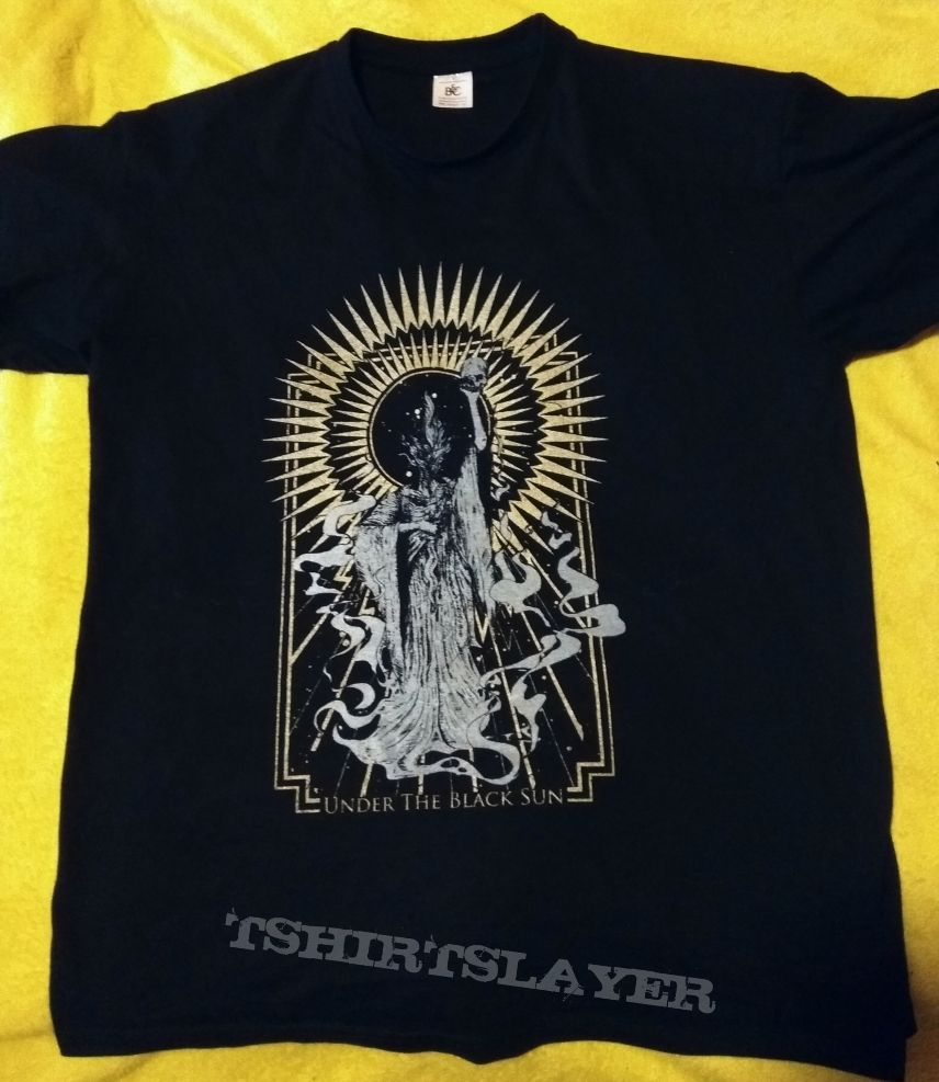 Under the Black Sun festival shirt