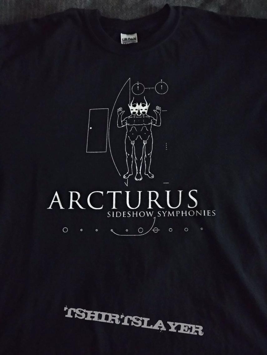 Arcturus - Sideshow symphonies shirt