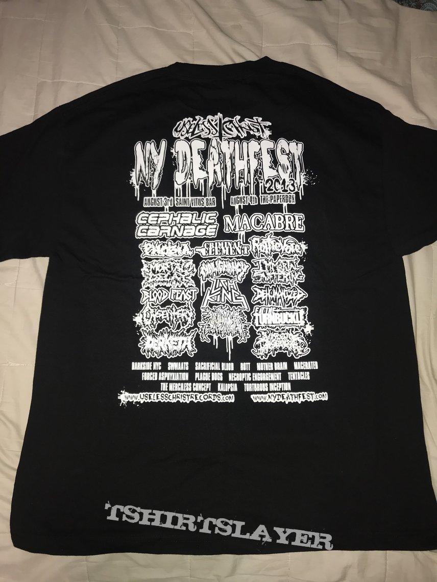 New York Death Fest  2013