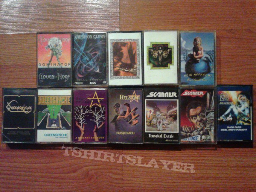 Various Metal Tapes #3