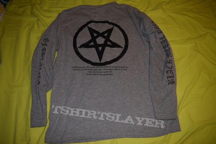 Satanic Warmaster - Of the Night longsleeve