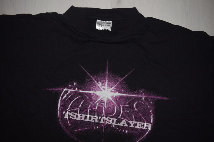 Hades (Almighty) - Nocturnal Millenium Tour 1999
