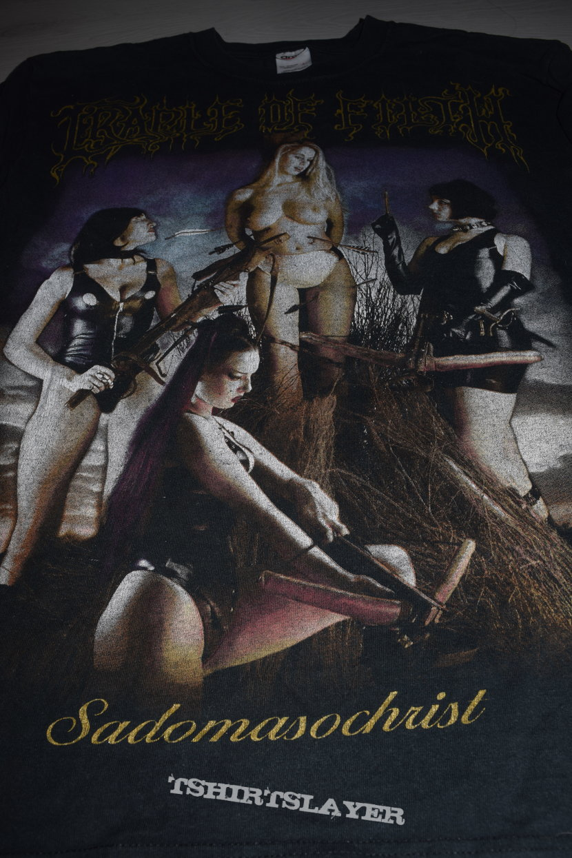 Cradle of Filth - Sadomasochrist LS