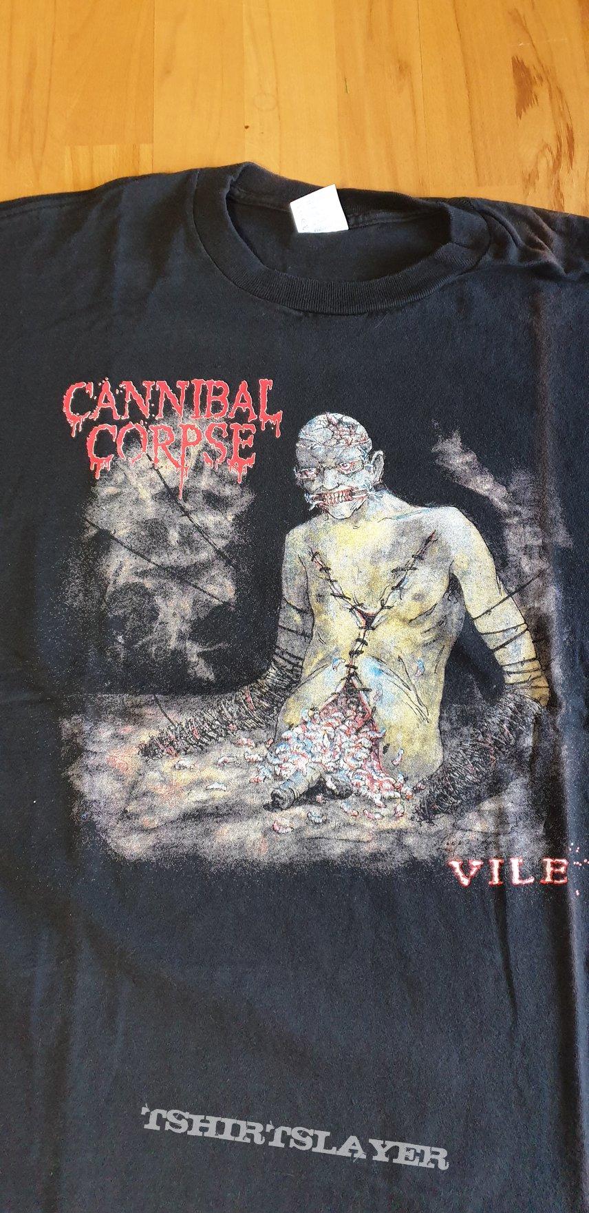 "Cannibal Corpse - ""Vile"" US Tour 1996"