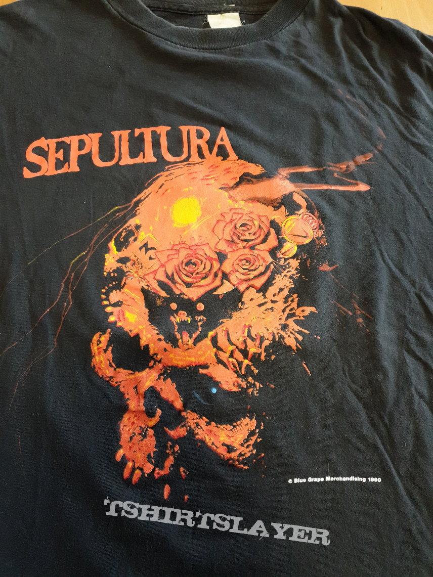Sepultura Arise Tour 1991