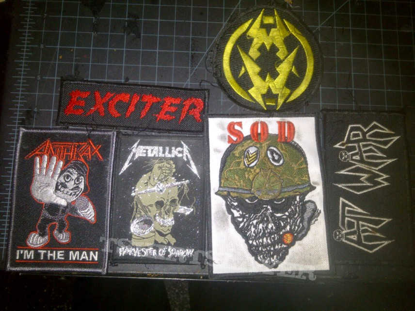 Patch - patches for sale or trade.