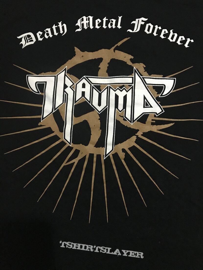 Trauma - Death Metal Forever t-shirt