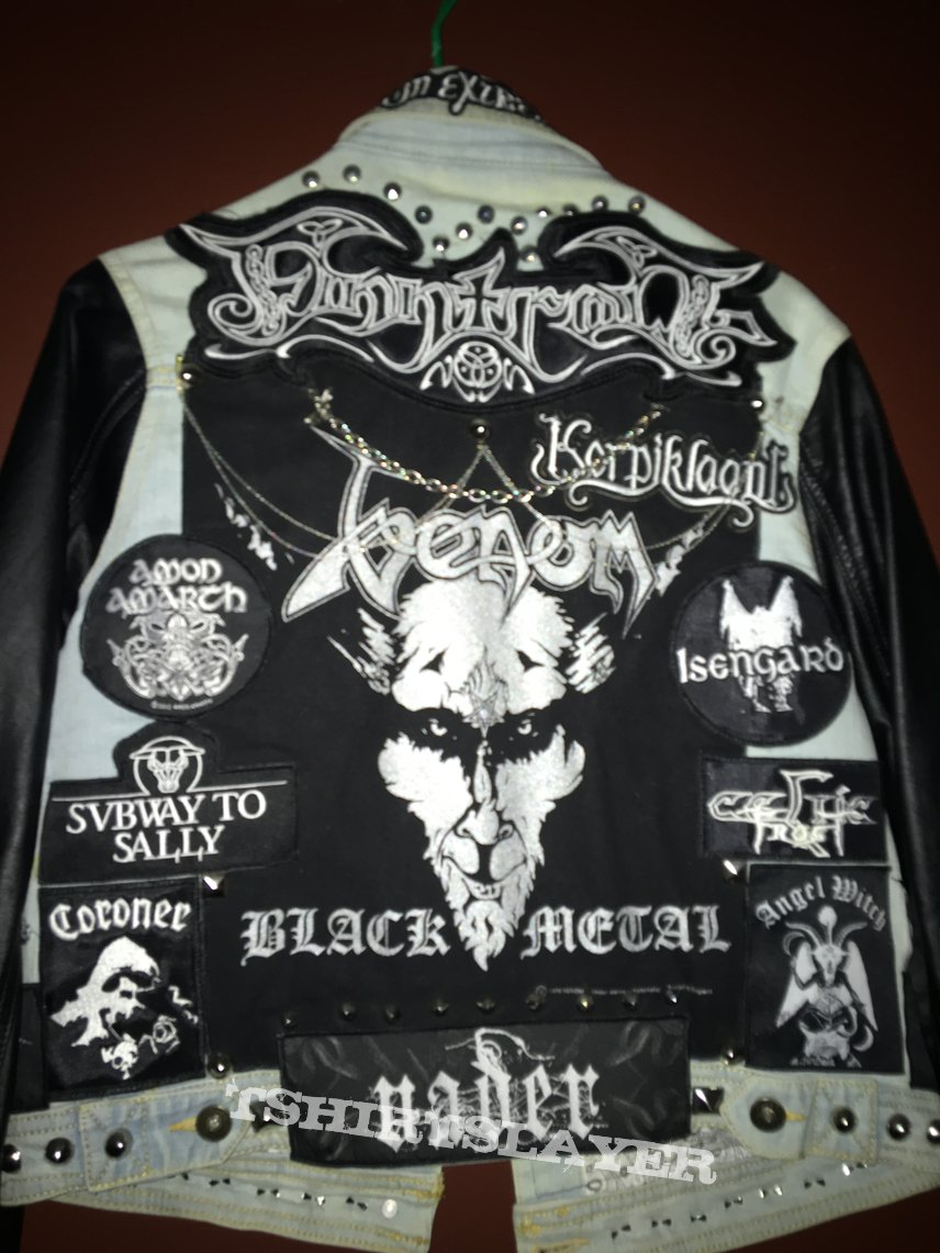 My battlejackets