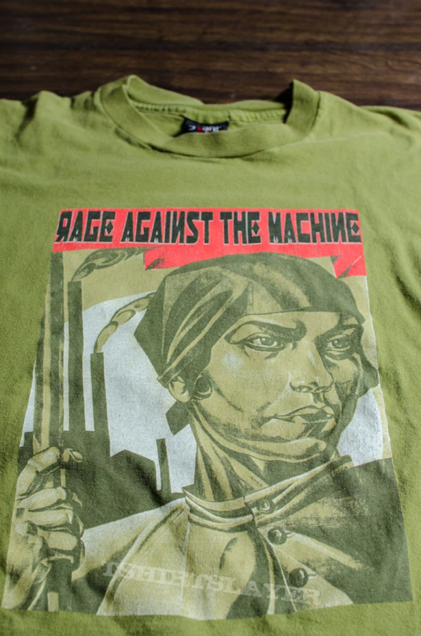 Rage Against the Machine - Women's Rights (1998?)