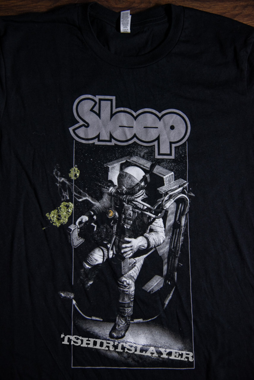 Sleep - The Sciences tour shirt (2018)