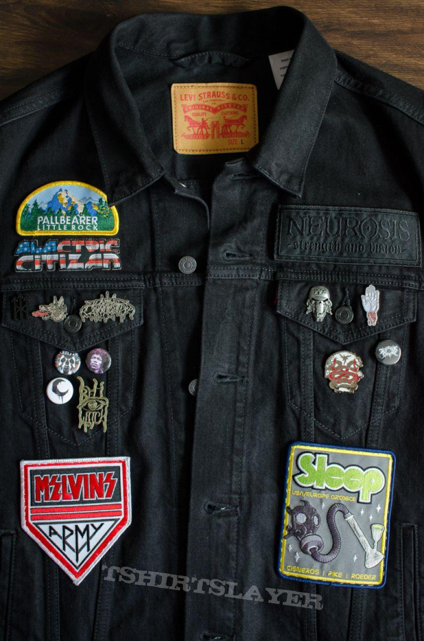 My Battlejacket - WIP #2