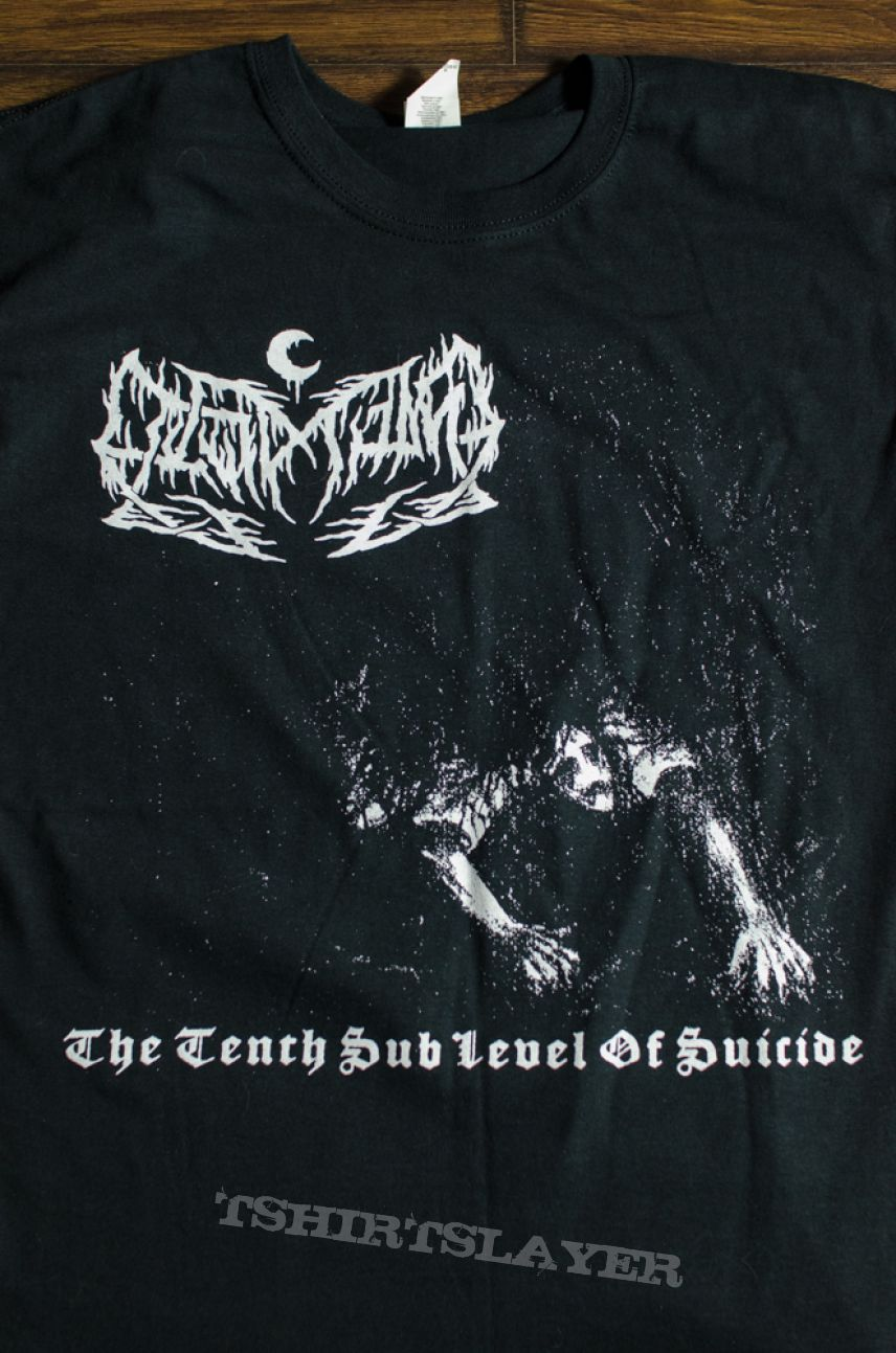 Leviathan - The Tenth Sublevel of Suicide (2017)