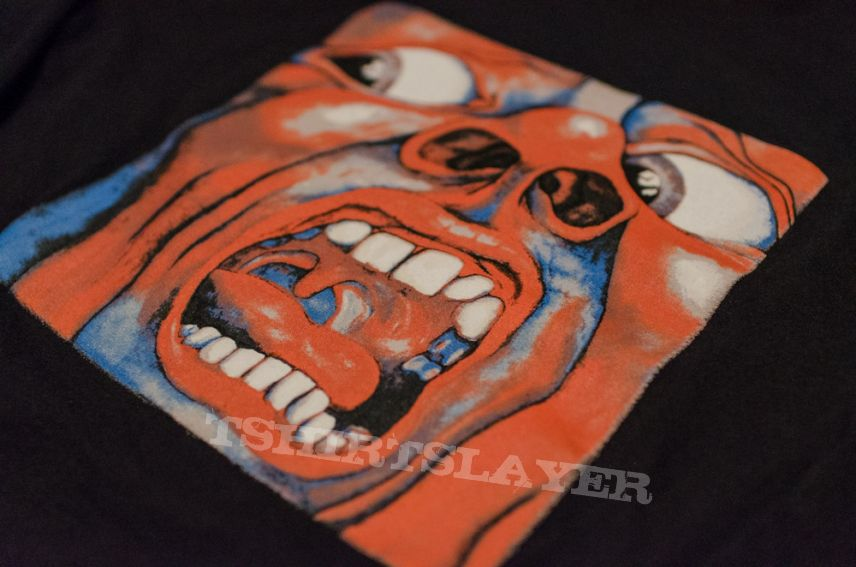 King Crimson - Schizoid Man long sleeve (2015)