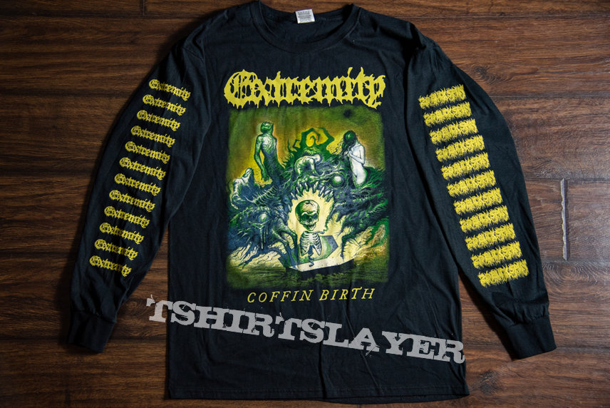 Extremity - Coffin Birth longsleeve (2018)