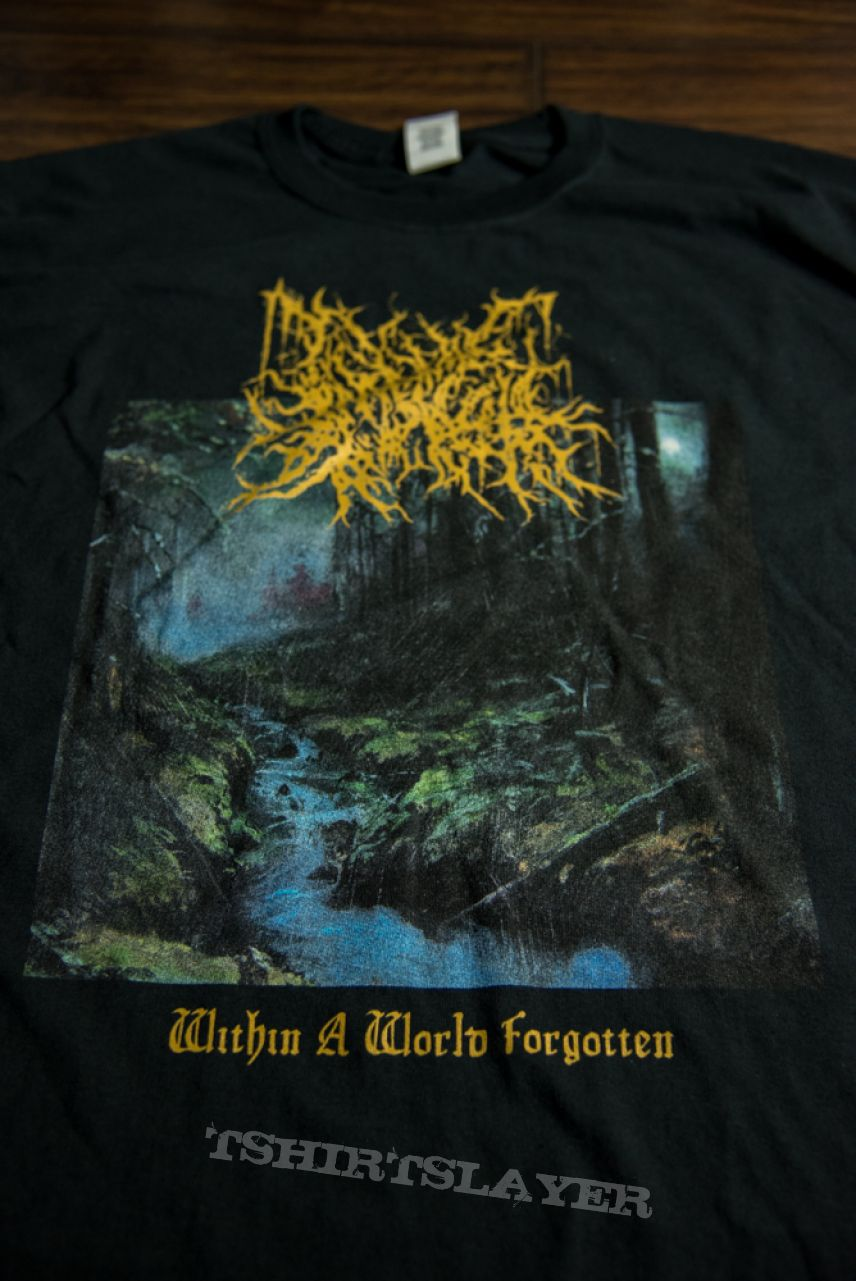Infernal Coil - Within A World Forgotten longsleeve (2018)