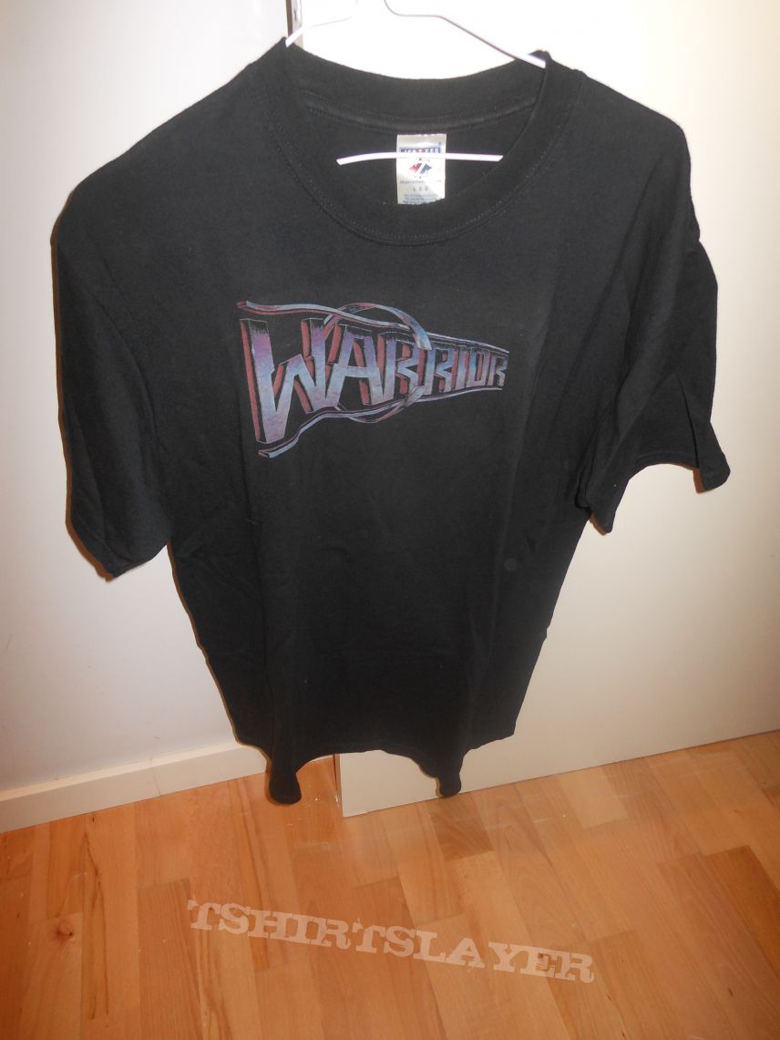 Warrior (Fighting for the Earth Logo Shirt)