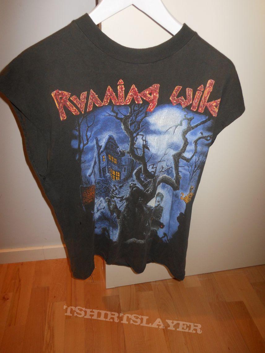 RUNNING WILD (Black Hand Inn 1994 Shirt)