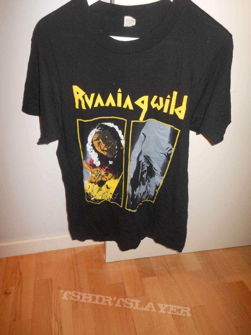 RUNNING WILD (Death or Glory 1990 Shirt)
