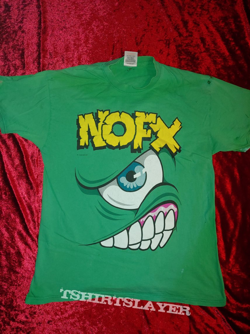 NOFX - Mons-Tour Shirt
