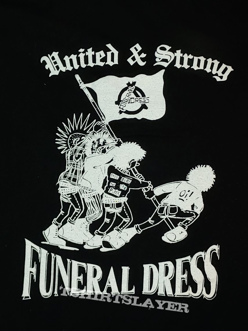 Funeral Dress - United & Strong Shirt