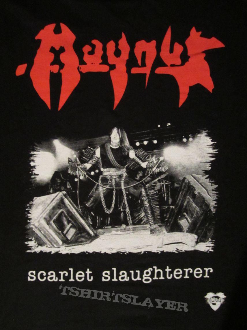 scarlet slaughterer magnus