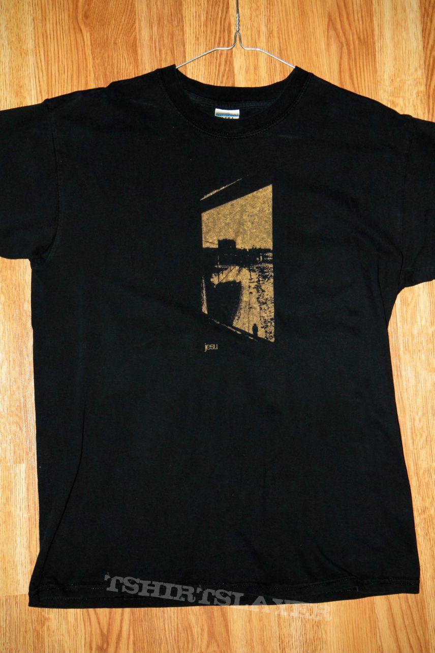 Jesu Shirt S T Lp Cover Design Tshirtslayer Tshirt And