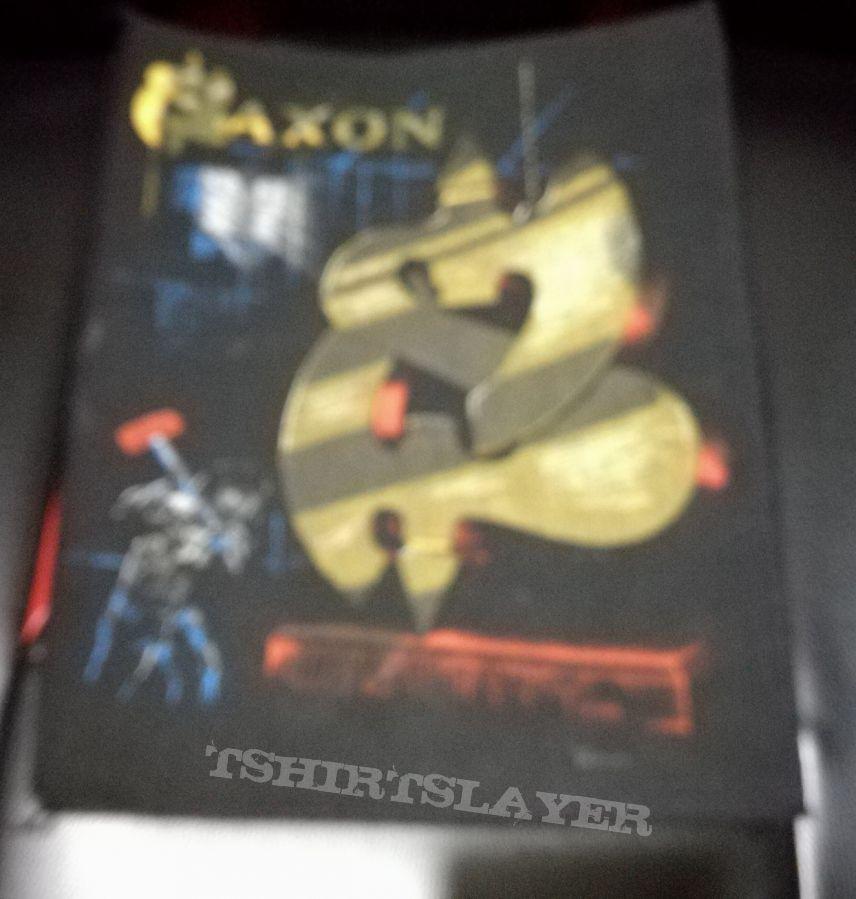 Saxon Destiny BackPatch