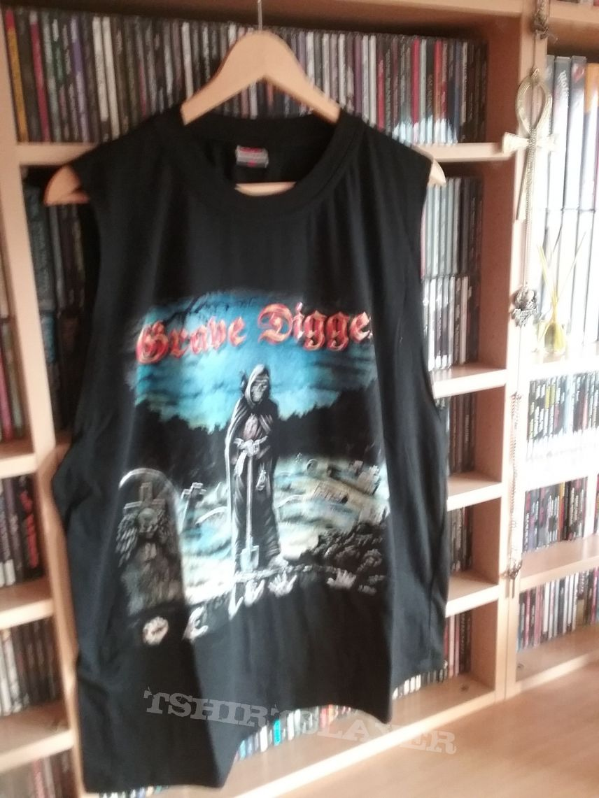 Grave Digger Oficial shirt
