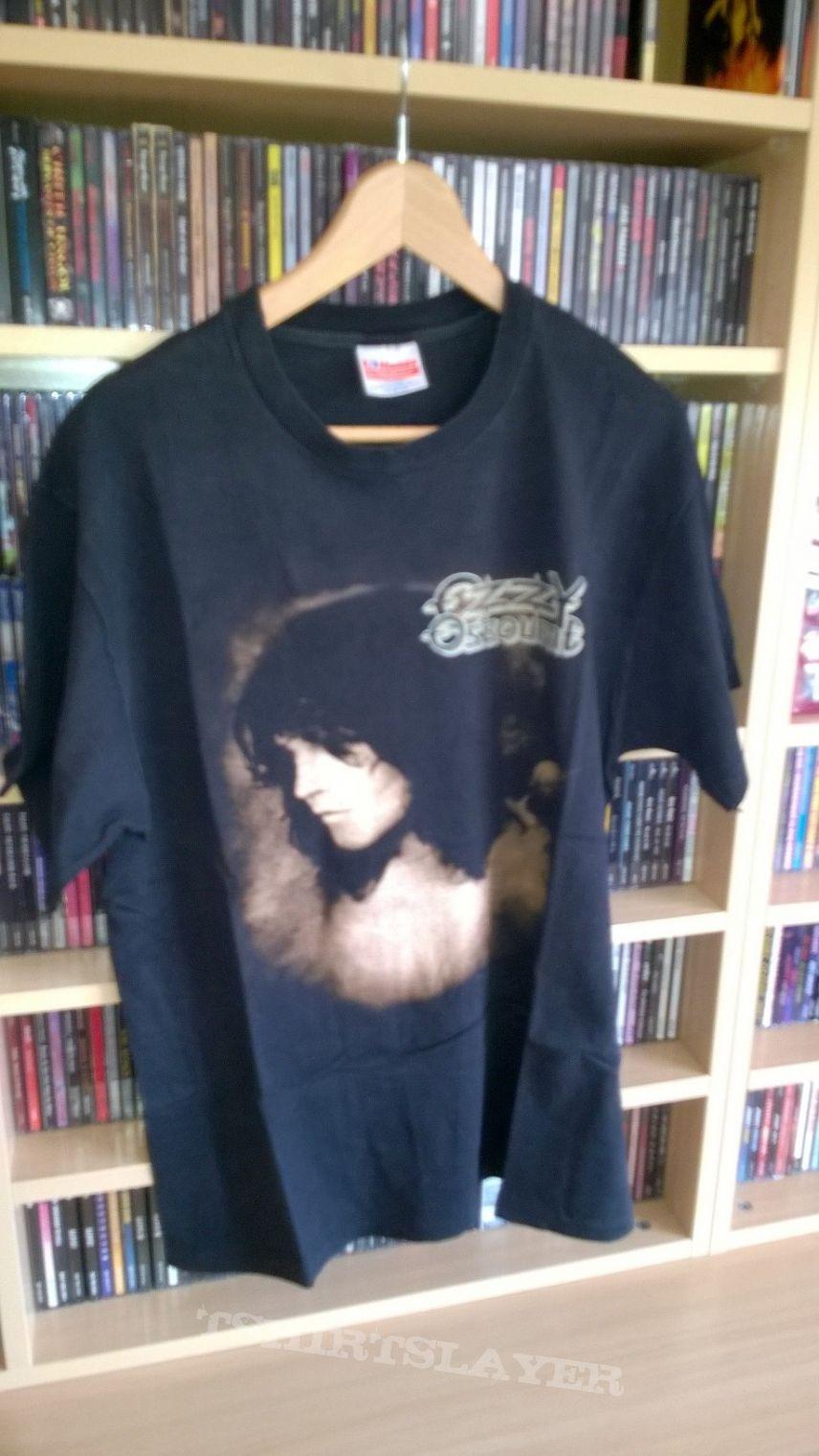 Ozzy Osbourne No more Tears Tour