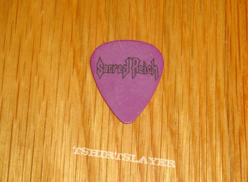 Sacred Reich Phil Rind Guitar Pick