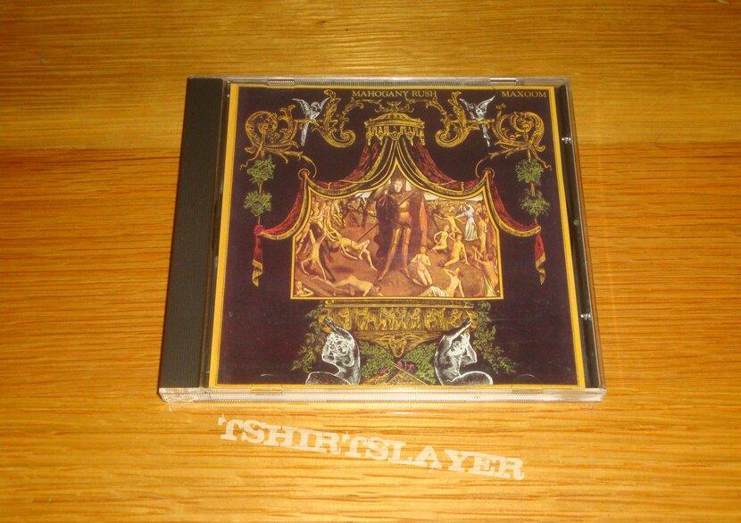 Mahogany Rush - Maxoom CD