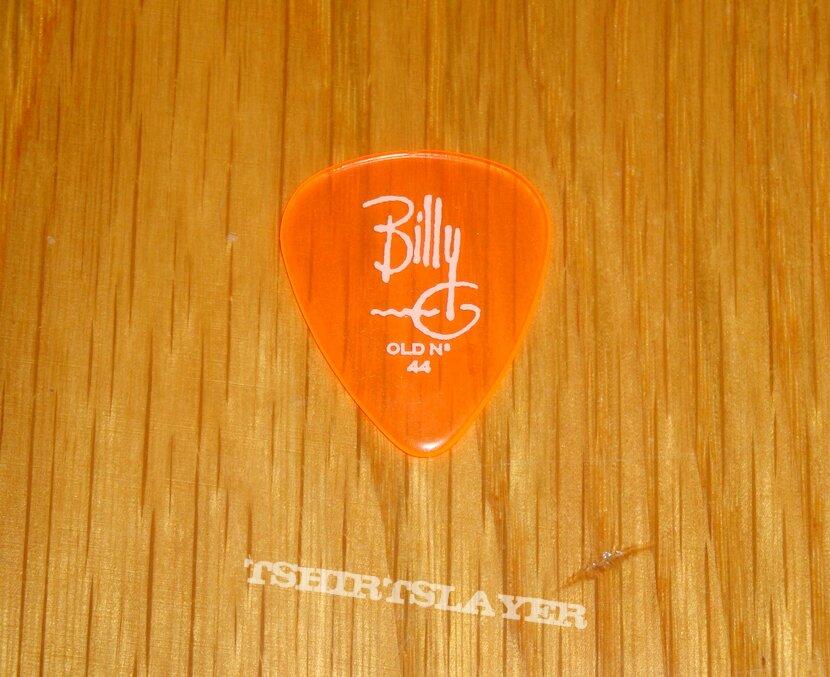 ZZ TOP Billy Gibbons Guitar Pick