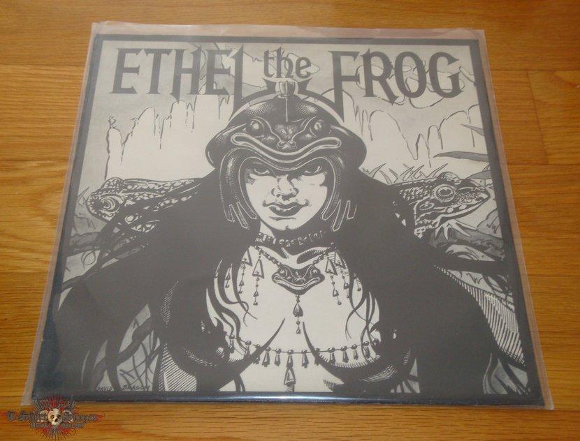 Ethel The Frog LP