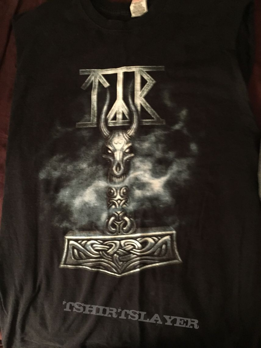 Tyr - Hail to the Hammer