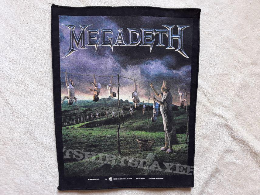 1994 Megadeth BP