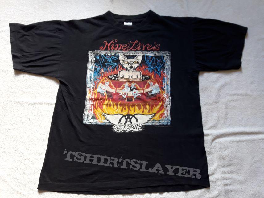 1997 Aerosmith Tour Tee